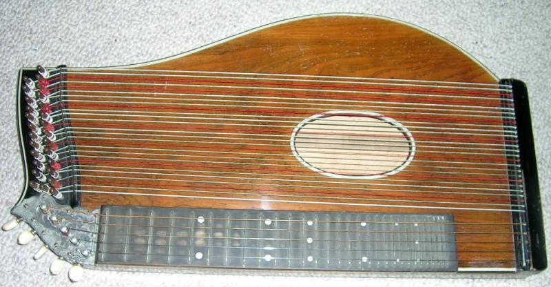 цитра музыкальный инструмент музтори
