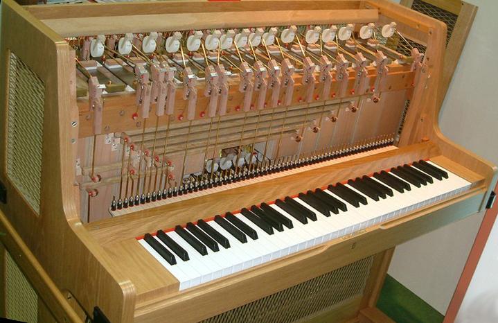 челеста клавишный музыкальный инструмент