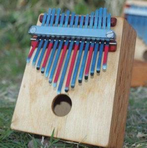калимба музыкальный инструмент - музстори