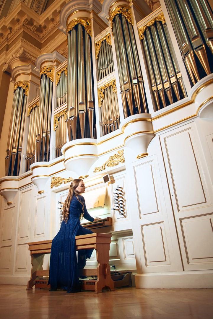 орган музыкальный инструмент музстори