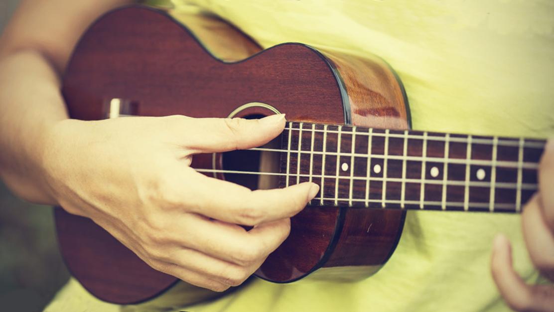 укулеле гавайская гитара фото музстори